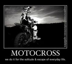 Motocross ~ I miss those days