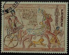 #Egyptology #Ramses #France #PassionGiftStampArt #Art