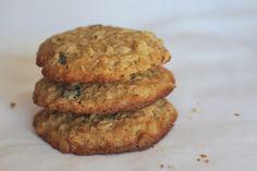Call Me Fudge: Oatmeal Raisin Cookies