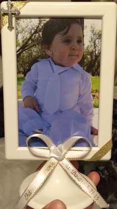 Baptism Photo Frames Favors | Amtframe org