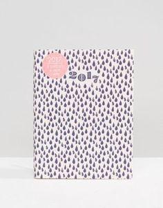 Paperchase Raindrops 2017 Diary