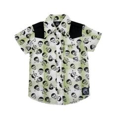 Great spin on signature Rockabilly shirts by Knuckleheads.