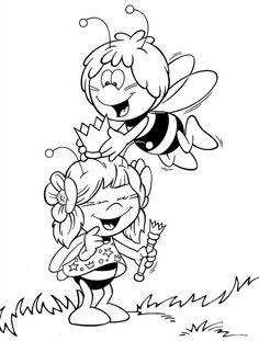 Home Decorating Style 2020 for Coloriage Maya L Abeille, you can see Coloriage Maya L Abeille and more pictures for Home Interior Designing 2020 at Coloriage Kids. Bee Coloring Pages, Colouring Pics, Printable Coloring Pages, Coloring Pages For Kids, Coloring Books, Blue Nose Friends, Online Coloring, Free Motion Quilting