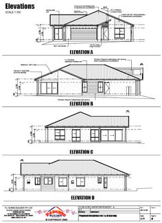 How To Draw Perspective Using Elevation and Floor Plan Elevation