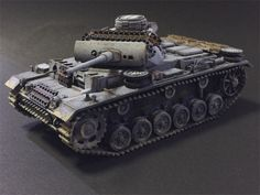 TAMIYA 1/48 ドイツ III号戦車 L型