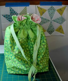 A Quilter's Table: 7 Patterns I Keep Handy