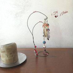 Présentoir Boucles d'Oreilles Arbre à Bijoux Perles