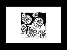 ▶ Zentangle Patterns | Tangle Patterns? - Snaylz trayl - YouTube