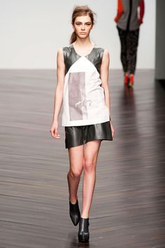 Zoe Jordan Fall 2013 RTW Collection - Fashion on TheCut