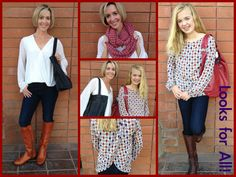 More Mother/Daughter FUN at Lolo's! We have something for everyone!! <3