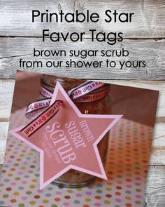 Free Printable Cards And Tags For Favors And Gifts! Baby Shower Game Gifts, Cute Baby Shower Ideas, Baby Shower Prizes, Baby Shower Decorations For Boys, Baby Shower Party Favors, Baby Shower Balloons, Shower Games, Free Baby Shower Printables, Free Printables