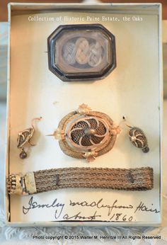 Two Nerdy History Girls: Victorian Mourning Jewelry at the Oaks