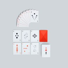 HAYのplaying cards紹介ページです。Clara von Zweigbergk が新たにデザインしたトランプはギフトにもおすすめです。