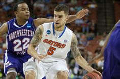 Gators Use Second Half Burst to Run Away from Northwestern State in NCAA Opener
