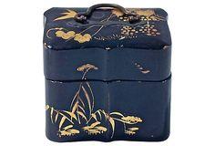 Antique Chinoiserie Snuff Box on OneKingsLane.com
