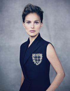 Natalie Portman Paolo Roversi for Dior Magazine (February 2014)