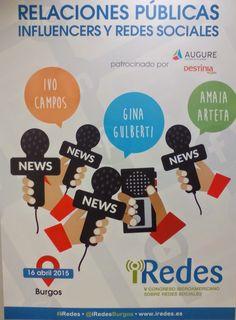 iRedes relaciones públicas, influencers y redes sociales