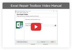 excel: Download Microsoft Excel Repair tool