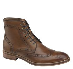 Conard Wingtip Boot - Johnston & Murphy