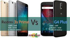 Xiaomi Redmi 3S Prime vs Motorola Moto G4 Plus – Which Smartphone is better to Buy - http://downloadol.com/mobiles/xiaomi-redmi-3s-prime-vs-motorola-moto-g4-plus-smartphone-better-buy.html