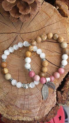 Jasper, Beaded Necklace, Jewelry, Beaded Collar, Jewlery, Pearl Necklace, Jewerly, Schmuck, Beaded Necklaces