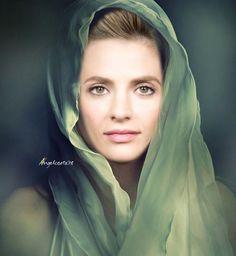 The goddess 💚💚💚
