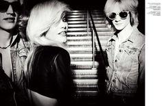 light. Ashley Smith by Ellen von Unwerth for Vogue Turkey
