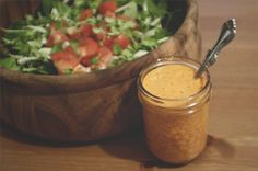 Aderezo de pimiento y tahini - Mis recetas — Health Coach Silvia Flores