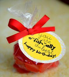 Yw birthday gift