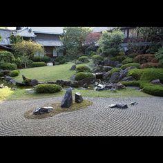 #rockgarden #japaneserockgarden #zen #fengsui #tbt #lol