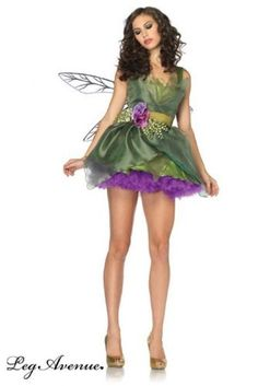 Leg Avenue Women's Woodland Fairy Costume...