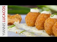 Greek Cooking, Greek Dishes, Grains, Appetizers, Rice, Cheese, Recipes, Food, Youtube
