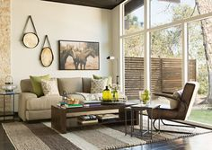 Living Spaces: Fresh Country