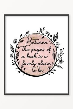 – Guide quote/studying quote printable poster, out there on Etsy as an prompt obtain. Beautify your ebook nook with bookish wall artwork! Quotes For Book Lovers, Book Lovers Gifts, Book Quotes, Quotes On Reading Books, Bookworm Quotes, Book Sayings, Reading Posters, Printable Poster, Printable Quotes