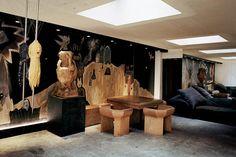 Rick Owens' Paris Residence   Trendland: Fashion Blog & Trend Magazine