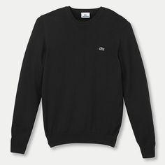 Lacoste - black jumper