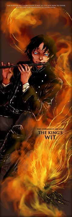 Wit - The Way of Kings - Brandon Sanderson - #TWoK