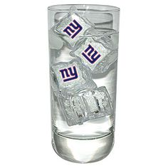 New York Giants Party Cubes