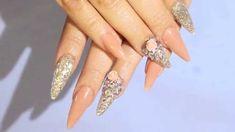 ACRILYC NAILS: Precious gems mix - Bellas Nails Design