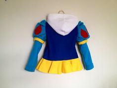 Princess Snow White Fleece Girls hoodie by MagicPrincessWhitney, $70.00