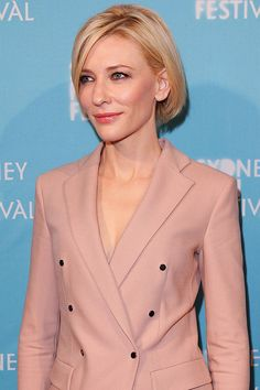 Cate Blanchett | 33 Women Who've Rocked Suits Better Than Men