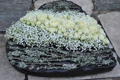 Heart in death - florist and funeral sombreffe gembloux