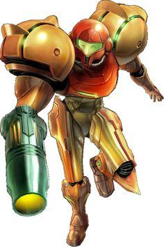 Samus Aran (Metroid Prime)