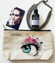 The new MIX & FIX COLOR DROPS drops from GOSH COPENHAGEN are a series of four different correction shades. Exceptionally pigmented shades will help you to adjust and fine tune any liquid make-u…