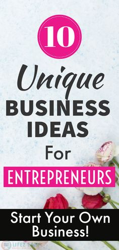 12 Unique Business Ideas For Women To Make Money Online 12 Unique Business Ideas For Women To Make Money Online ,Business Unique Business Ideas for Women – If you are an Women Entrepreneur who. Business Ideas For Women Startups, Best Small Business Ideas, Online Business Opportunities, Starting Your Own Business, Start Up Business, Business Tips, Best Business For Women, At Home Business Ideas, Startup Ideas