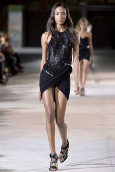 Anthony Vaccarello Spring 2013 Ready-to-Wear - Collection - Gallery - Style.com