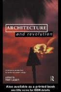 Architecture and Revolution