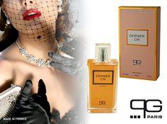 Un parfum femme, chic, élégant, sensuel et actuel. Pour une femme moderne !