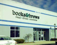 Books & Brews in Indianapolis
