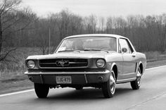 #1964 #Ford #Mustang. The ultimate #American #Car Rivalry